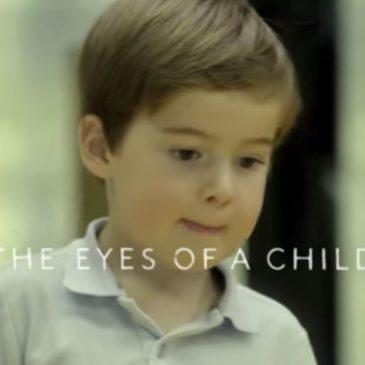 Avec les yeux d'un enfant