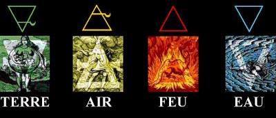 Vainqueurs des quatre éléments