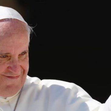 Le Pape se met au vert