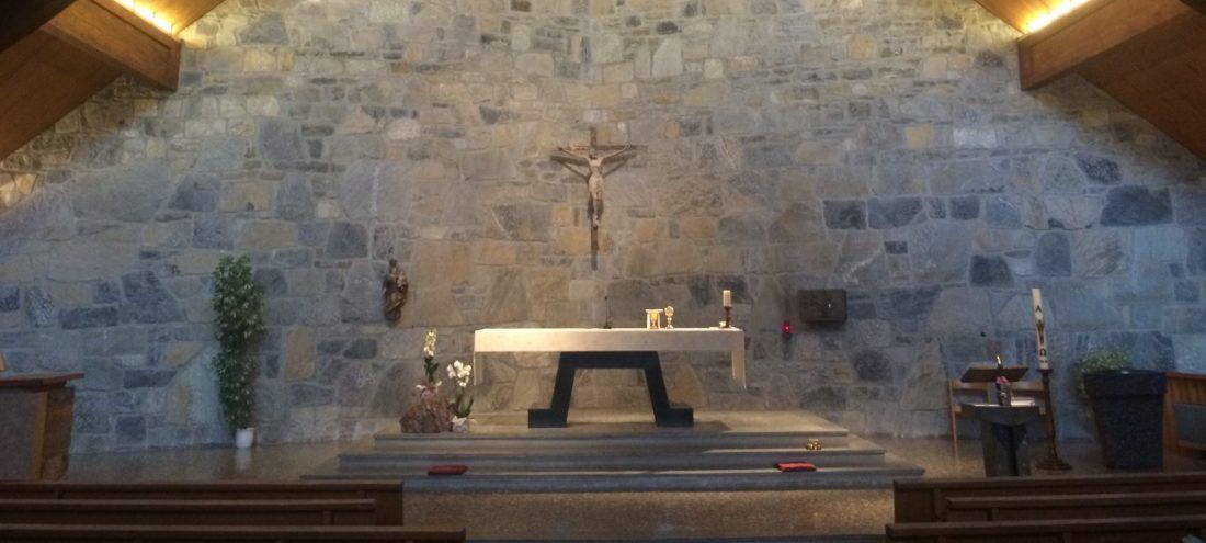 Eglise de Vex