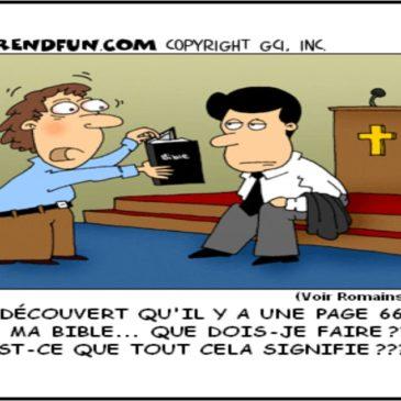 ThéoCafé : l'humour de la Bible