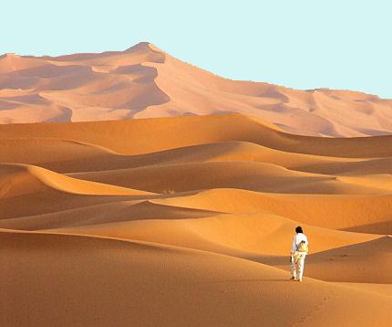 L'Esprit nous conduit au désert