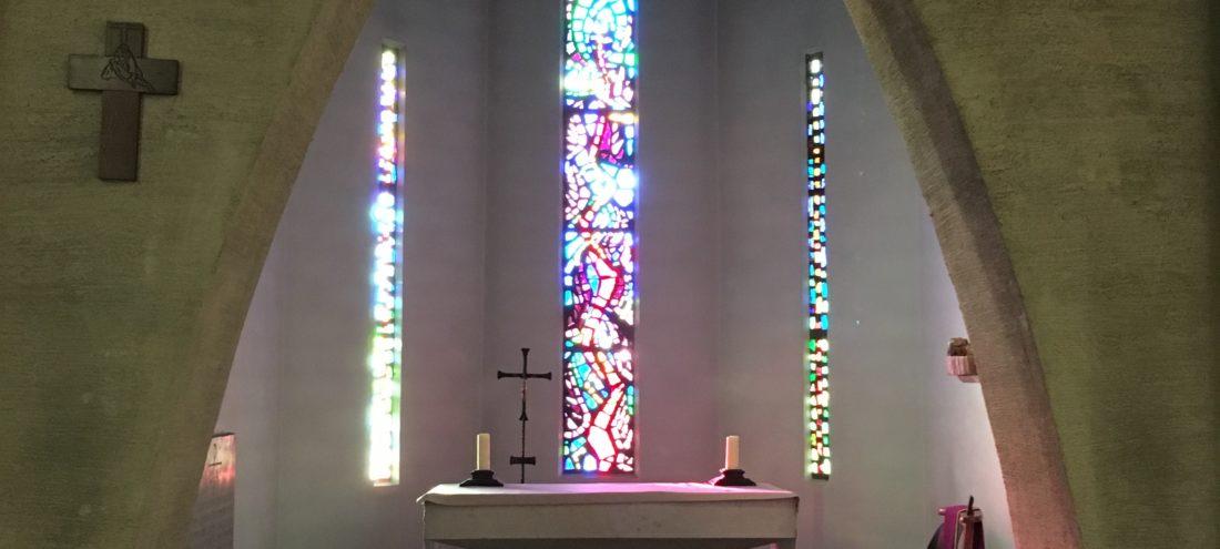 Chapelle à Maylis