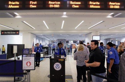L'homme de l'aéroport