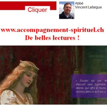Accompagnement spirituel
